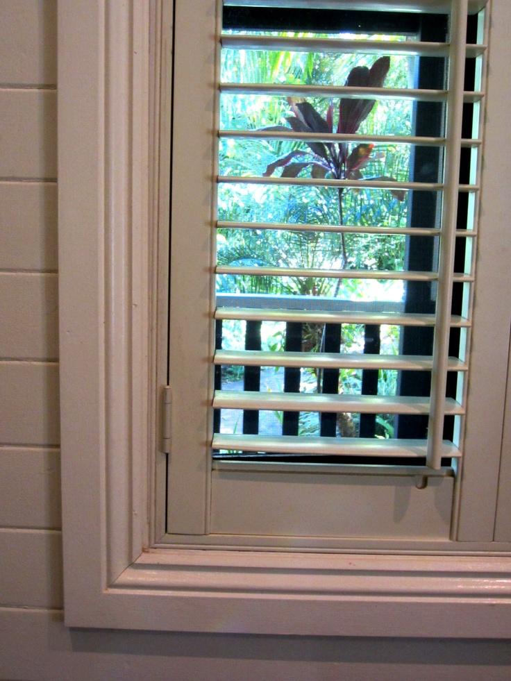 shutters Queenslander
