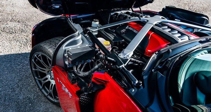 2017 Dodge Viper V10 Engine