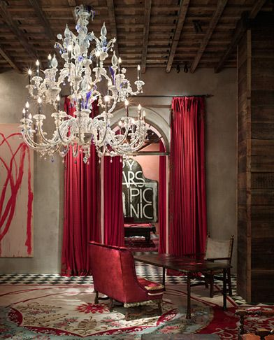 beautifully designed digs. Boutique hotel in NYC