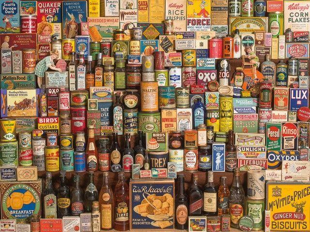 The Brands that Built Britain - 1000 Pieces