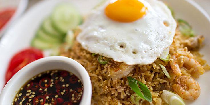 Nasi Goreng - a Julie Goodwin recipe