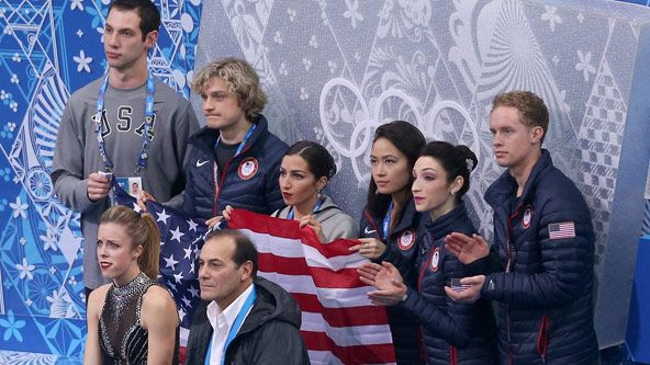 2014 winter figure skating - Google Search