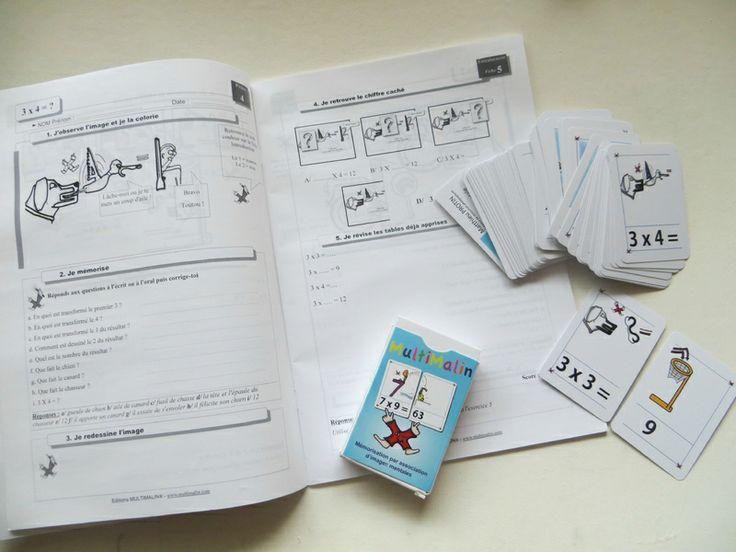 Plus de 1000 id es propos de club des math maticiens sur for Methode facile pour apprendre les multiplications