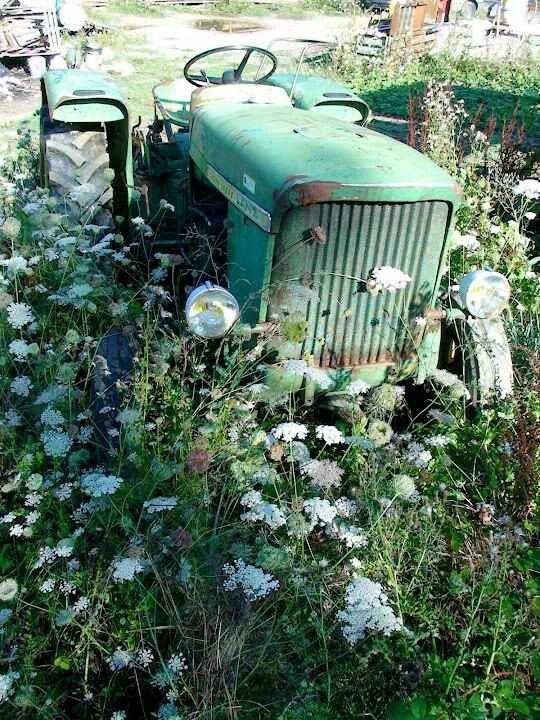 beautiful john deere tractor - photo #42