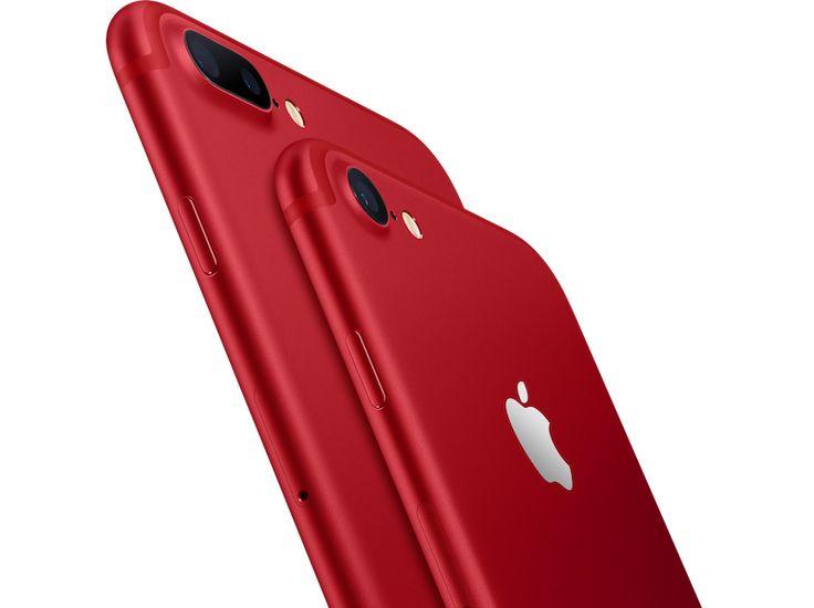 Apple Lansează iPhone 7 și iPhone 7 Plus RED în Ediție Limitată