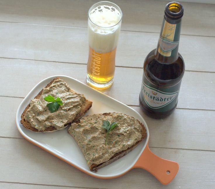 bushcooks kitchen: Pilzcreme Aufs Brot von Maik Schacht