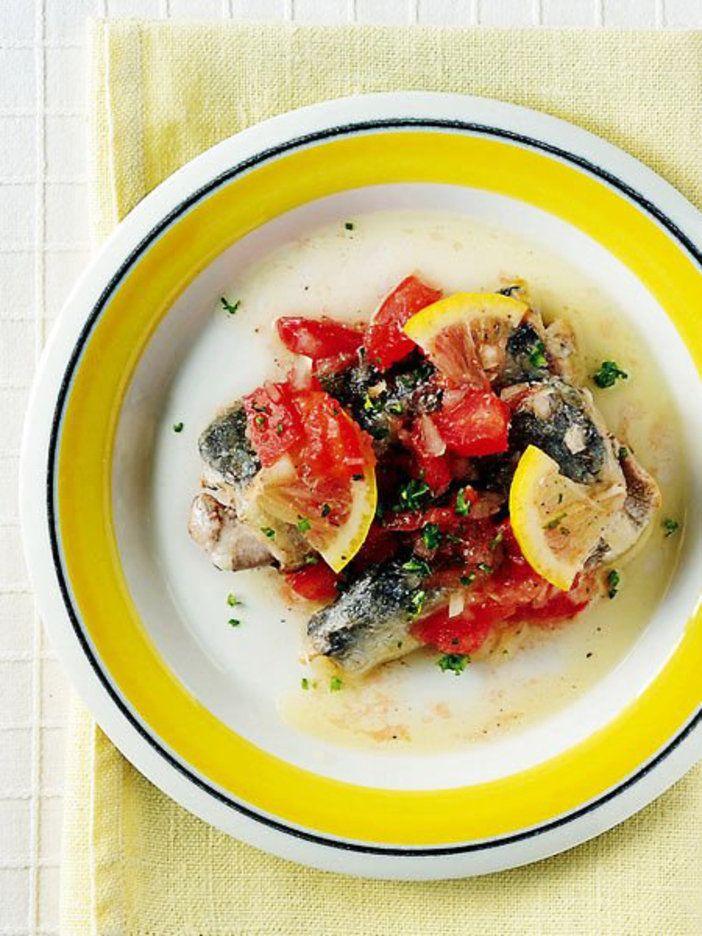 冷たい白ワインと一緒に|『ELLE a table』はおしゃれで簡単なレシピが満載!