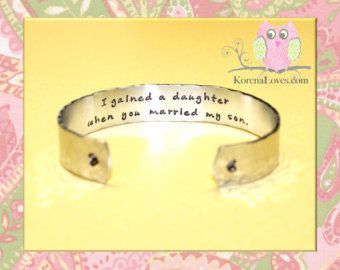 daughter in law necklace | Daughter in Law Gift | Daughter Gif ts | Gifts for Daughter | I gained ...