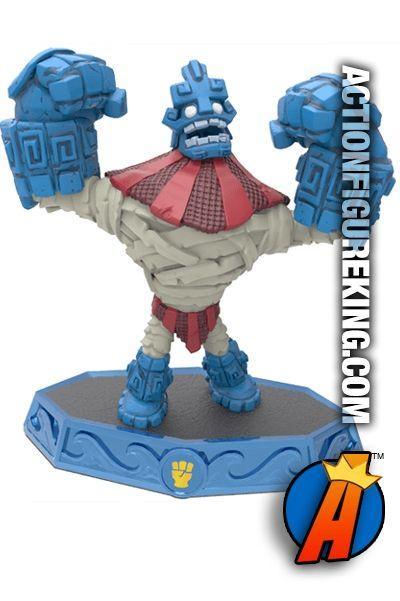 2016 Skylanders Imaginators Grave Clobber figure. Visit our website for a full line of Skylanders Imaginators figures and collectibles including pricing and availability. #graveclobber #imaginators