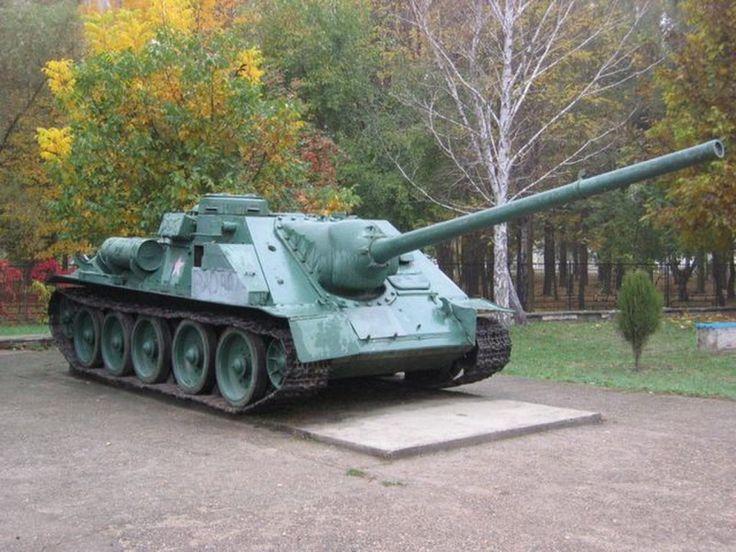 SU-100 vol.5 – WalkAround