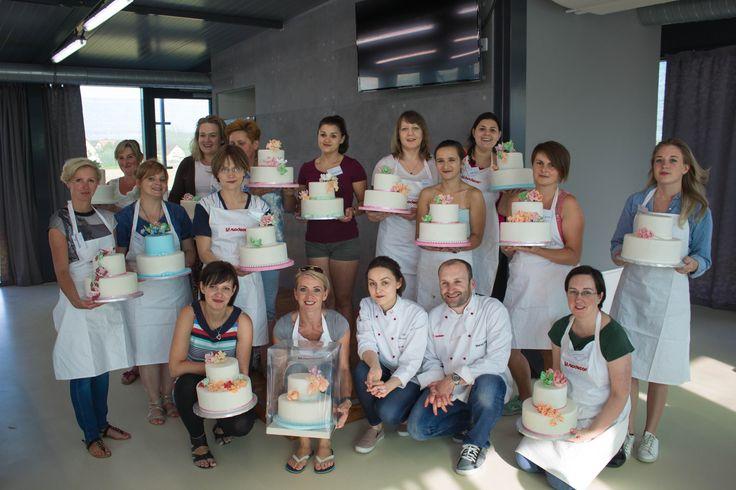 Szkolenie z florystyki cukierniczej w Akadmii Sweet Decor http://www.sweetdecor.pl