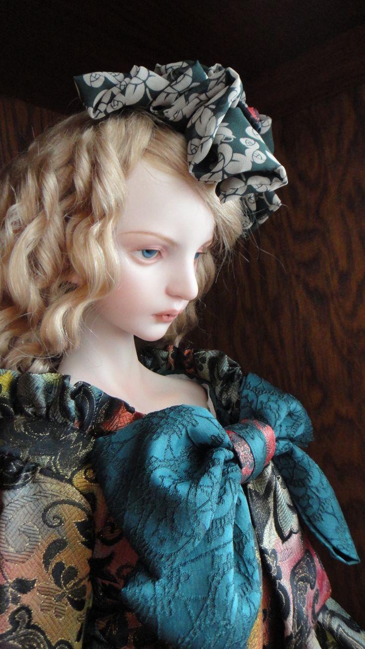 Koitsukihime doll / Illumaniel sculpt *Handmade dress