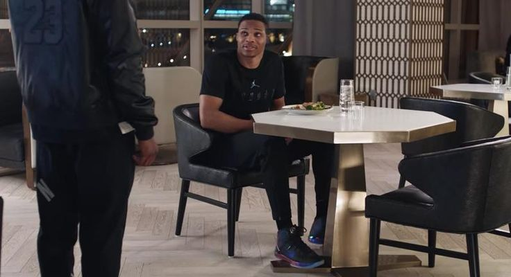 Russell Westbrook Spouts Off Some Impressive Stats In A Hilarious New Ad