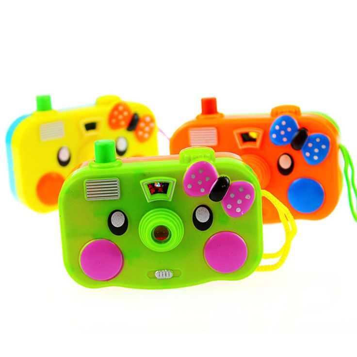 Camera Toy Projection Simulation Kids Digital Camera Toy