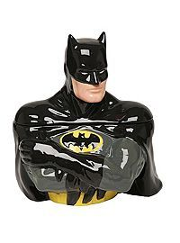 HOTTOPIC.COM - DC Comics Batman Cookie Jar ($47.60)- For Sam