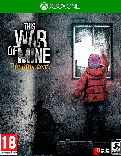 This War Of Mine: The Little Ones provides a gritty, dramatic, and often thought provoking experience of war.  Publisher: Deep Silver Developer: 11 bit Studios Genre: Strategy Platform: PS4, Xbox One Release Date: 29/01/2016 #videogames #strategy #war #Xbox1 #Deep_Silver #11_bit