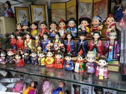 Souvenir :  at Gukje Market