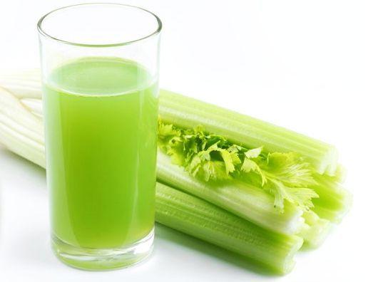 Suc de Țelină Pentru Colesterol și Tensiune