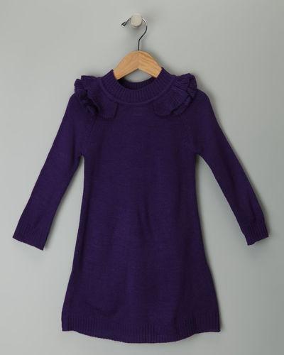 LILYBIRD (Toddler) Purple Sweater Dress | eBay | Ring Bearers ...