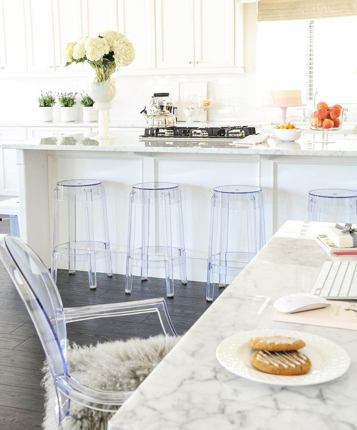 White Kitchen Stools best 20+ acrylic bar stools ideas on pinterest | acrylic counter