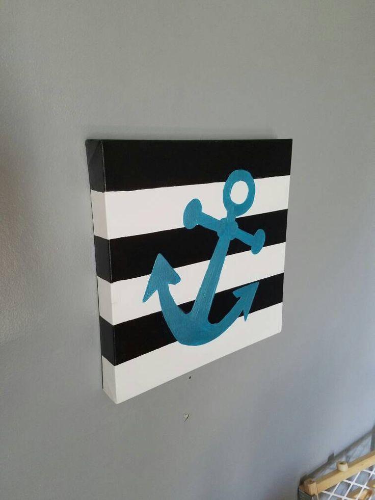 Nautical Wall Decor Pinterest : Best ideas about anchor wall decor on