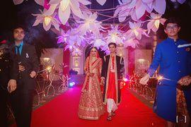 Jaipur weddings | Rishab & Anushree wedding story | WedMeGood