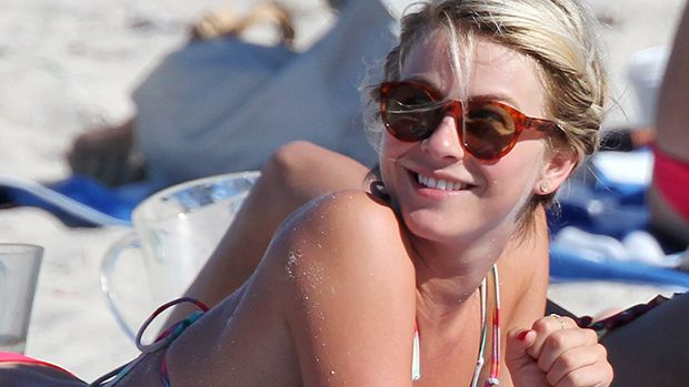 Julianne Hough Goes Topless On The Beach For Her 'Honeymoon Birthday' — Sexy Pic https://tmbw.news/julianne-hough-goes-topless-on-the-beach-for-her-honeymoon-birthday-sexy-pic  It's a very happy birthday for Julianne Hough, who just stripped down on the beach during her honeymoon! The 'DWTS' judge not only went topless, but, she bared her booty in a new photo with husband, Brooks Laich!Happy Birthday, Julianne Hough! The Dancing With The Stars judge celebrated her29th birthday, with a sexy…