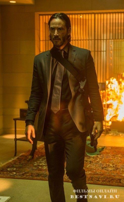 Джон Уик / John Wick (2014) Триллер #фильмы #бесплатно #онлайн #bestnavi #боевик #кино