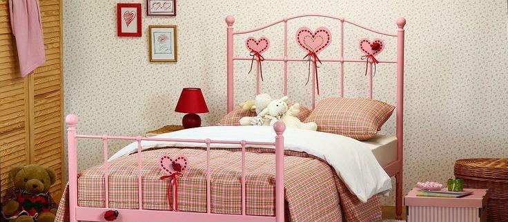 Łóżko dziecięce SWEETY 2  z kolekcji firmy Artbed. Dostępne na www.artbed.pl