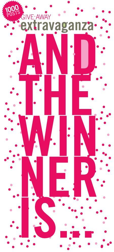 winner: Art, Winner, Blog