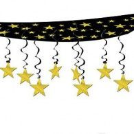 Ceiling Decor Gold $31.95 BE50335-GD