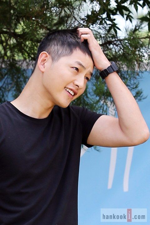Song Joong Ki's enlistment *27