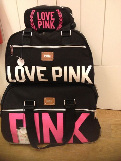 I wish I could travel wherever I want carring these lovely suitcases