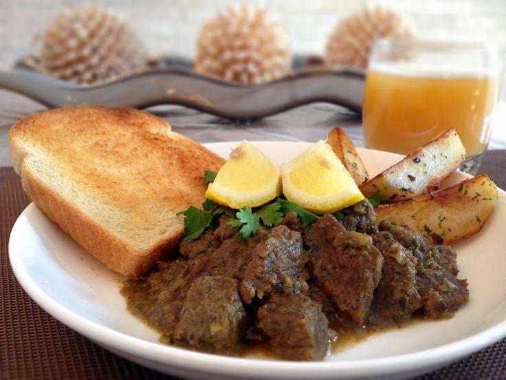 127 best goan maharashtrian meatchicken recipes images on dustys foodie adventures goan beef jeerem meerem forumfinder Images