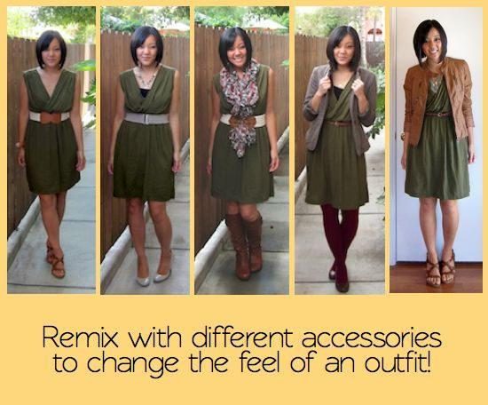 Putting Me Together: Building a Remixable Wardrobe, Part 5: Accessorizing
