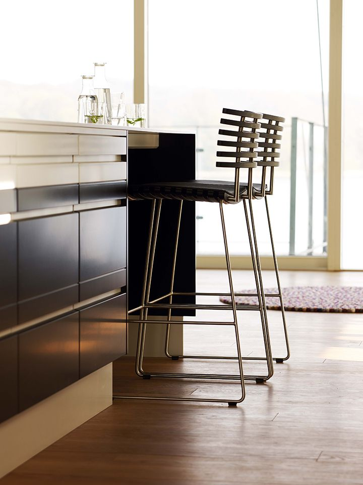 Home design Showy Industrial Style Bar Stools