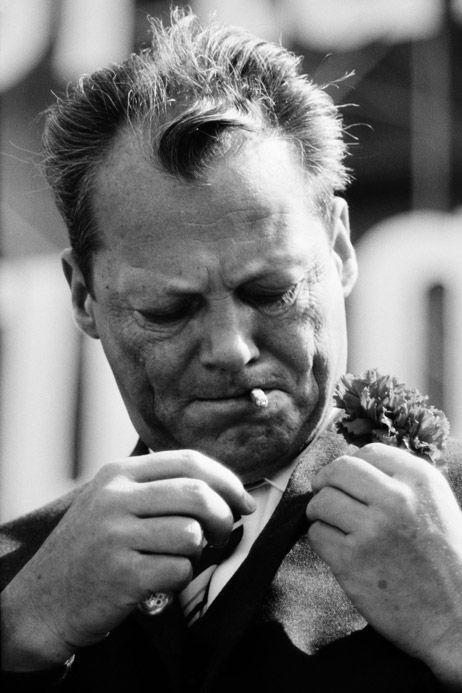 Portrait Willy Brandt
