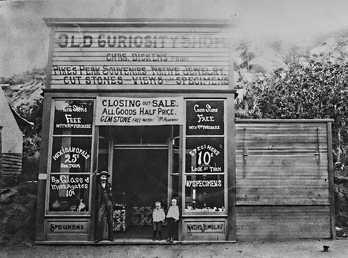 Old-timey picture of Manitou Springs in 1904; 421 Ruxton Avenue.: Hometown History, Historical Colorado, Colorado Springs, Springs History, Historic Colorado, 421 Ruxton, Colorado History, 1904 Ruxton