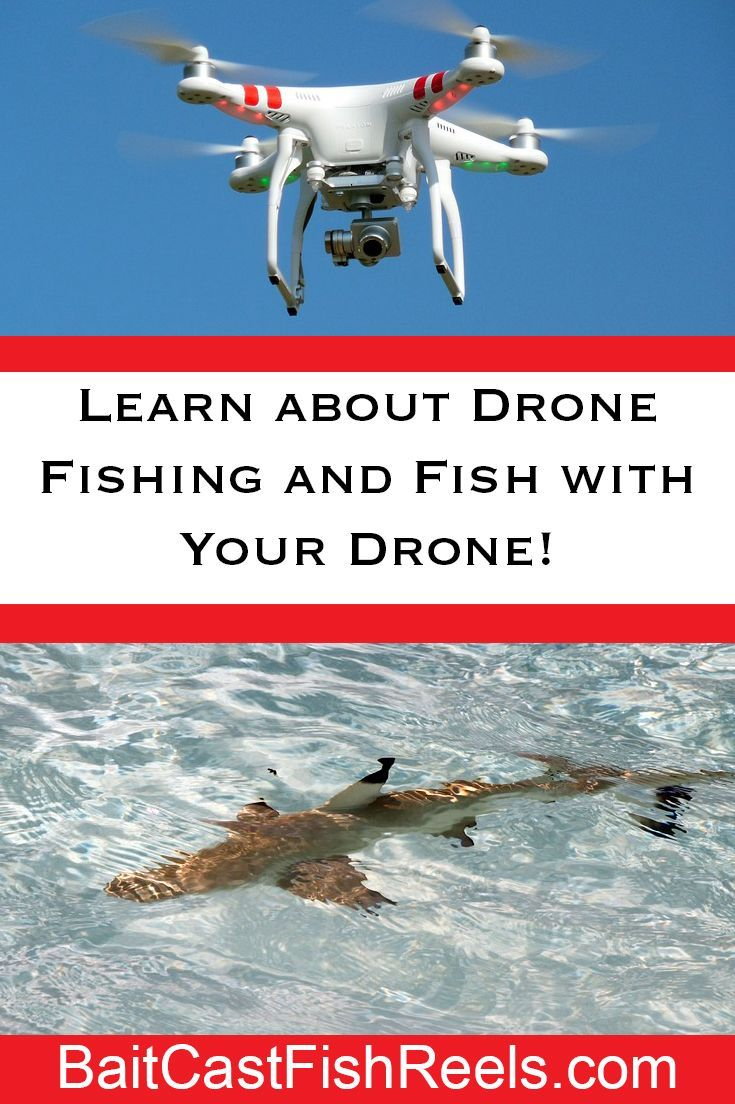 Drone Fishing Trend. Drone Fishing has officially become a trend!  Not just fishing with your drone in rivers, or lakes, but surf and ocean fishing as well! People are not only having fun with this but some are catching monster