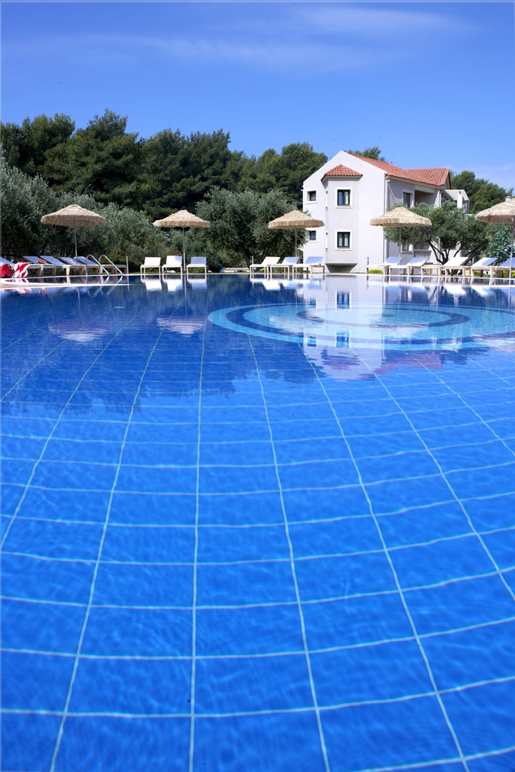 Hotel with swimming pool in Kefalonia, Thalassa Boutique Hotel