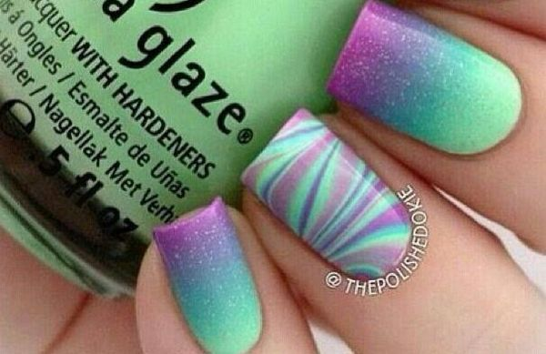 5 Best Nail Art Designs On Pinterest- Teen Entertainment Guide