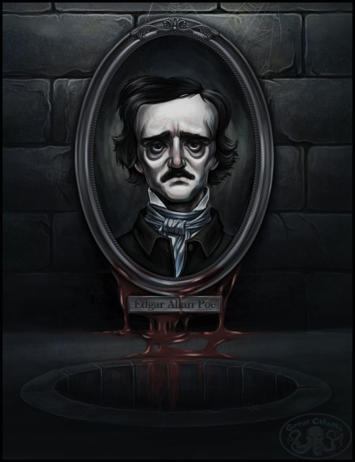 I have to write a paper on three of edgar allen poe's works?