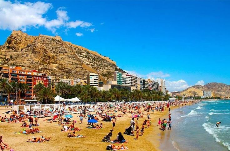 This is Beautiful #Alicante, #Spain.  Check out the USAC program here. @studyabroadusac #Loyola #GoGlobal #StudyAbroad