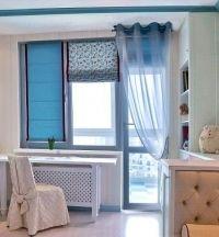 Римские шторы для детской, Rosetti