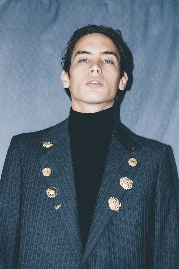 'Refined Military' Ph Vito Corvasce Fashion Agos Zwiener Model Kelvin Nuzz