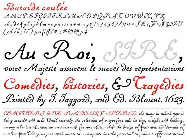 17 Best Images About Fonts French On Pinterest Free