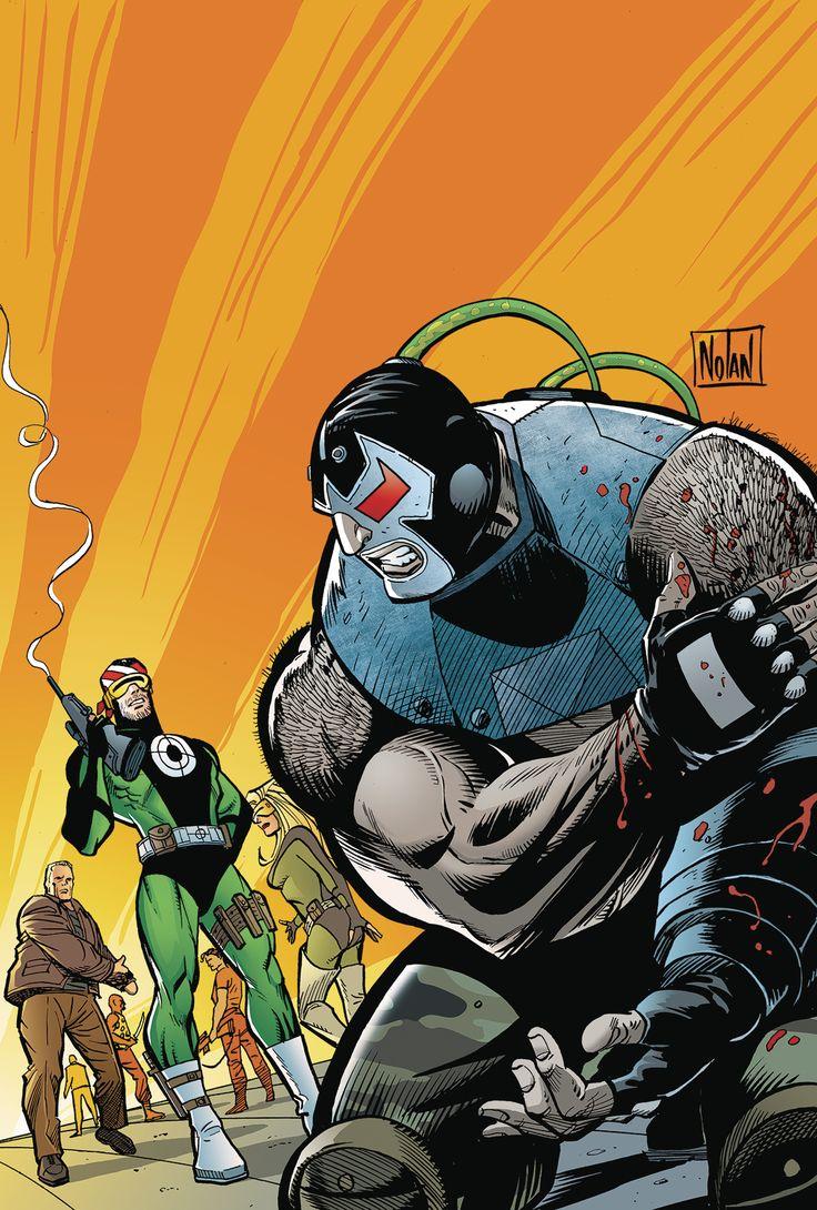 BANE CONQUEST #10Para tomar en Kobra en el propio césped, Bane va a necesitar un ejército. Pero lo que necesita y lo que tiene son dos cosas diferentes... y lo que tiene es doce almas malditas dispuestas a seguirlo en el infierno para un pago de mil millones de dólares.