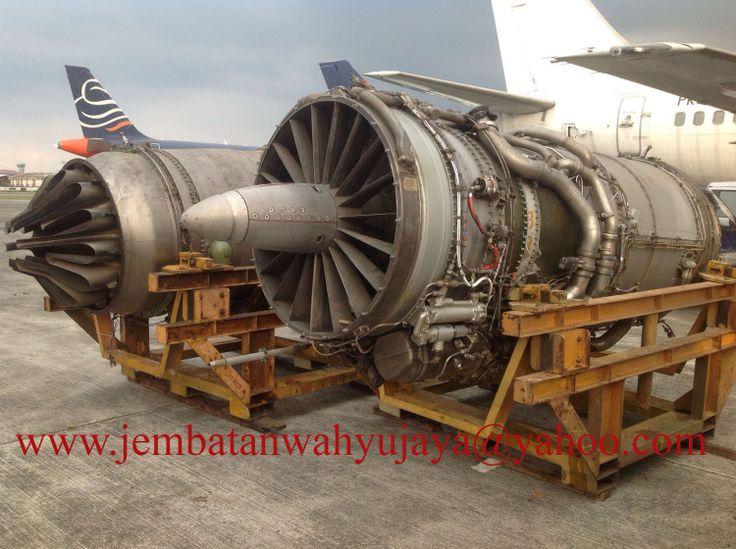 Engine boeing 737 (JT8D-15)