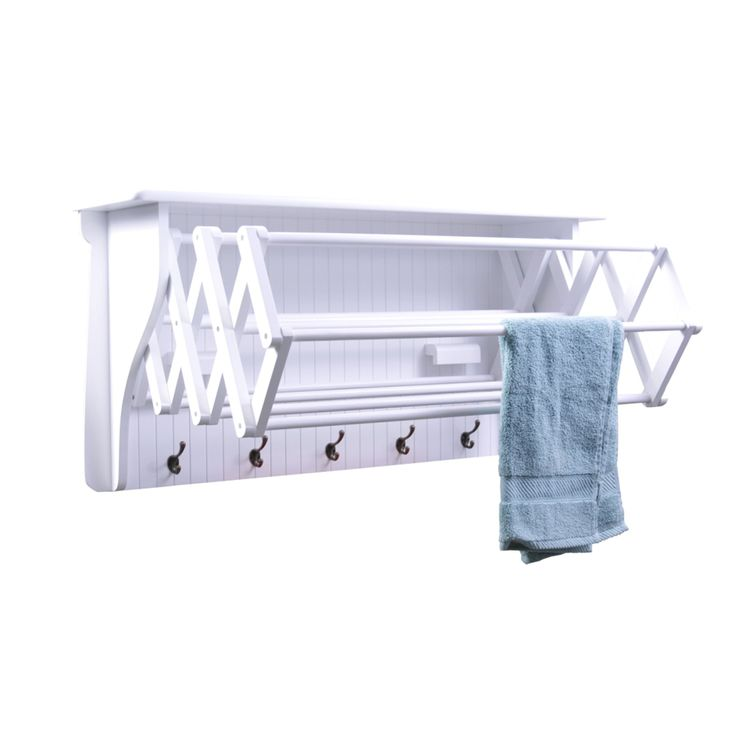 Amazon Com Danya B Accordion Drying Rack Home Amp Kitchen