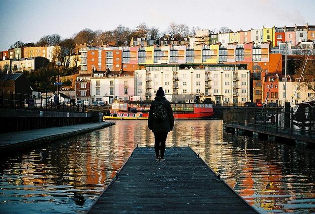 Bristol, UK. Photo by thom♥ on flickr.